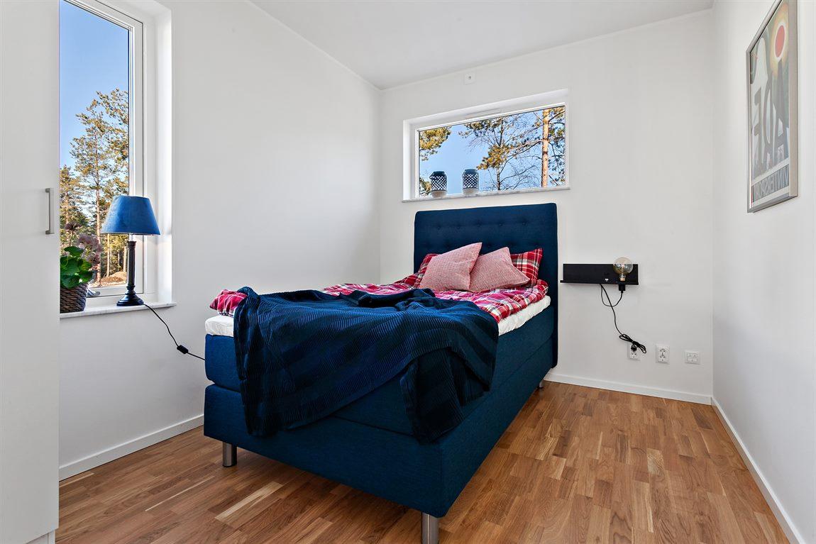 Exempelbild på möblerat sovrum 3