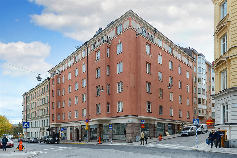 Östermalm - Linnégatan 58B